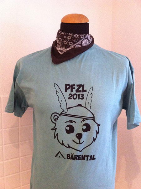 PFZL-T-Shirt 2013